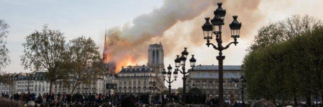 Help rebuild Notre Dame