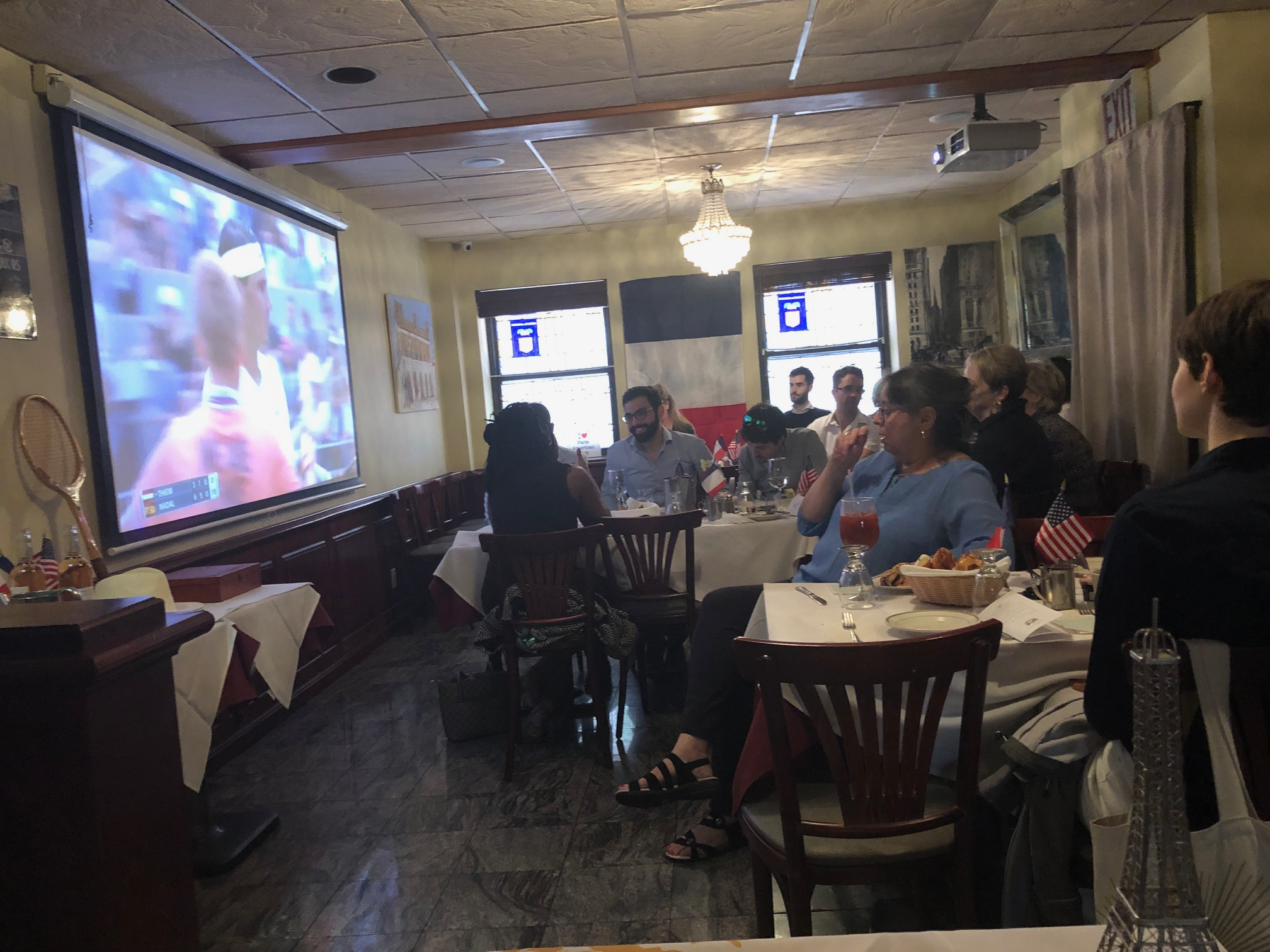 June 9, 2019 Roland Garros Brunch