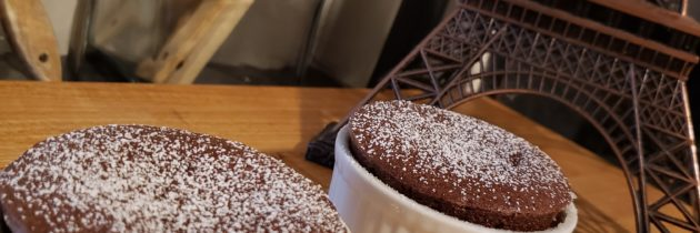 June 9, 2020 Simon Herfray Chocolate Soufflé