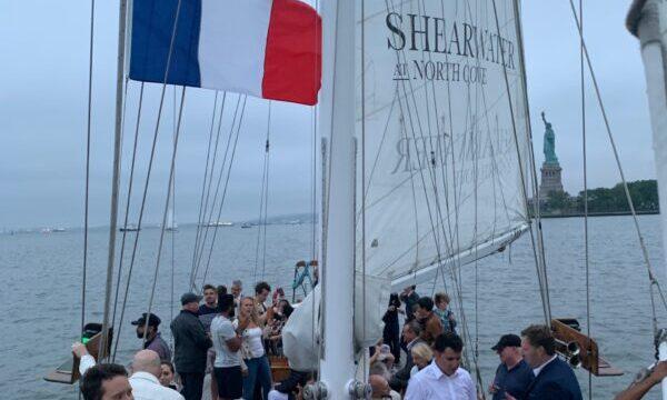 Pre-Bastille Cruise, July 13, 2021