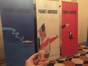 October 19th, 2016 - France-Amérique's Fall Cocktail at the French Consulate