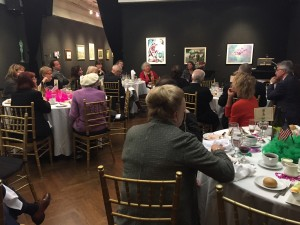 February 28, 2017 Mardi Gras Luncheon