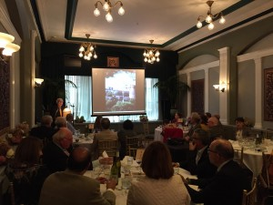 October 8, 2015 -  Luncheon