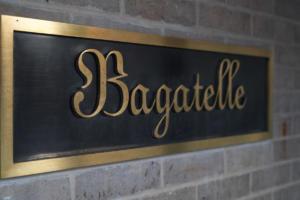 April 3, 2019 Bagatelle