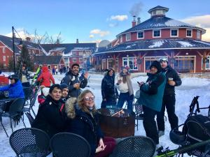 Ski Weekend Feb 2018
